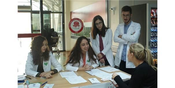 Sdü Öğrencilerinden Organ Bağışı Bilgilendirmesi