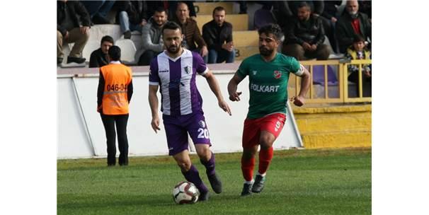 Tff 3. Lig: Yeni Orduspor: 1 - Karşıyaka: 2