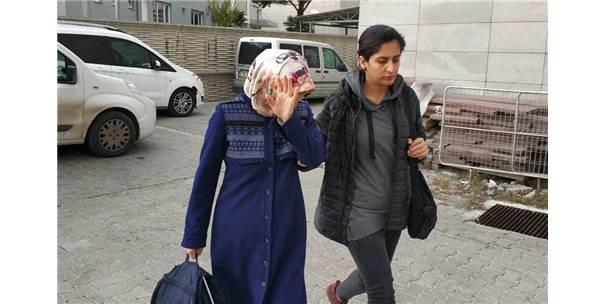 Samsun Merkezli Fetö'nün Polis Mahrem Sorumlu Eşlerine Operasyon: 8 Gözaltı