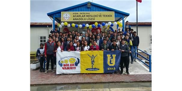 Acarlar'ın  'Biz De Varız' Projesine Kadir Has Üniversitesi'nden Destek
