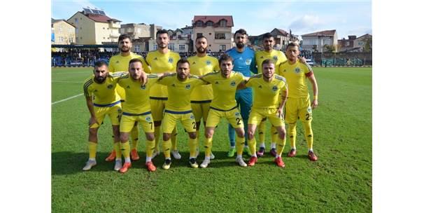 Tff 3. Lig: Fatsa Belediyespor: 2 - Serik Belediyespor: 0