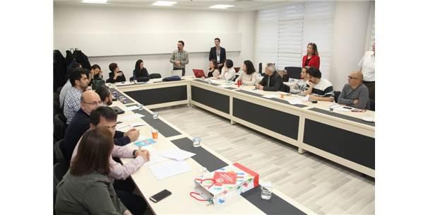 Sdü'de Tübitak Projesi Hazırlama Teknikleri Eğitimi