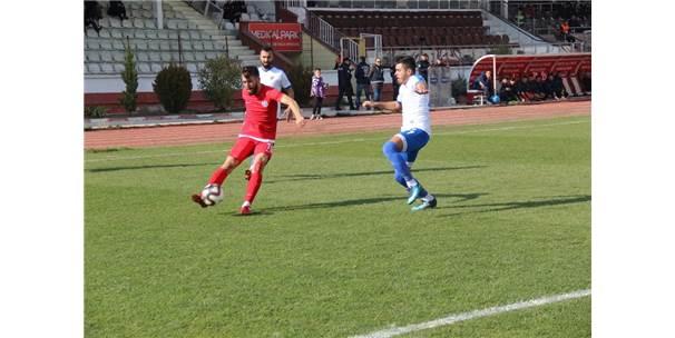 TFF 3. Lig: Elaziz Belediyespor: 1 - Düzcespor: 1