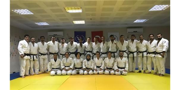 Diyarbakır'da Judo Antrenörlük Kursu Tamamlandı