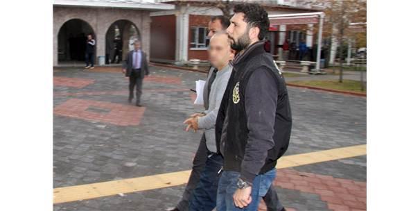 Şehitler Parkı'ndan 9 Büst Çalan 3 Şüpheliden 2'Si Yakalandı