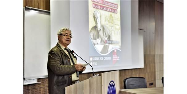 """""""Osmanlı Literatüründe Sanat Ve Eski Eser Algısı"""" Konferansı"""