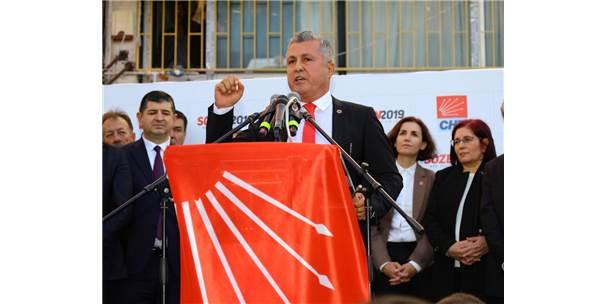 Sözen, Belediye Başkan Adaylığını Halk Buluşması İle Açıkladı