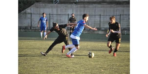 Kilimli Belediyespor: 1 - Merkez Atölyespor: 0