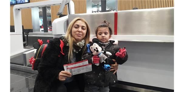 THY İstanbul Havalimanı'ndan Trabzon'a İlk Tarifeli Seferini Gerçekleştirdi