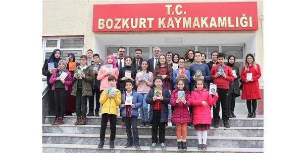 """""""Bozkurt Okuyor Projesi"""" Başladı"""