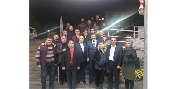 Lokantacılar Ve Pastavılar Odası Üyeleri İzmir Teknoloji Fuarında