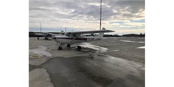 Tmsf'den Satılık Uçak