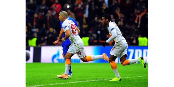 Uefa Şampiyonlar Ligi: Galatasaray: 2 - Porto: 3 (Maç Sonucu)