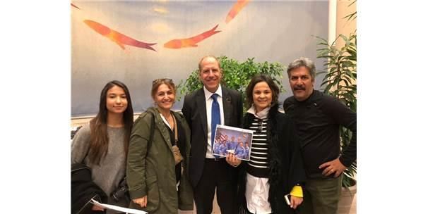 Karşıyaka Vali Erol Çakır Anadolu Lisesi Öğrencileri Fransa'da