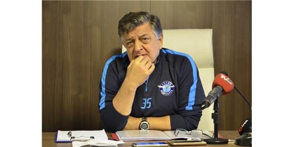Adana Demirspor'da Ceza Ve Prim Sistemi Geldi
