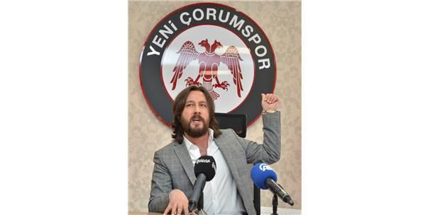 Yeni Çorumspor'da Olağanüstü Kongre Kararı