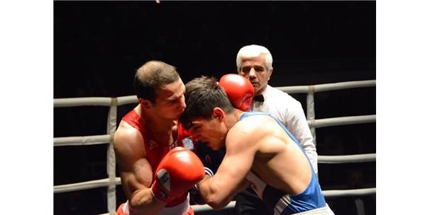 Türkiye Büyük Erkekler Ferdi Boks Şampiyonası