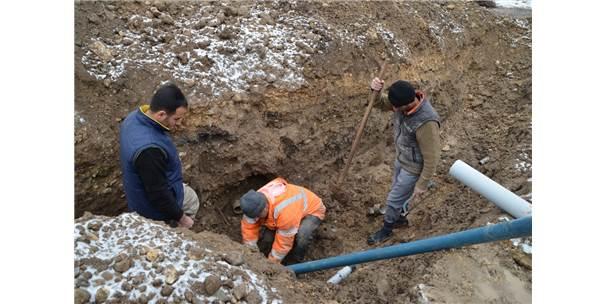 Köyün Su Sorunu Devlet-Vatandaş İşbirliğiyle Çözüldü