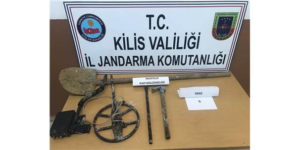 Kilis'te Kaçak Kazı İddiası