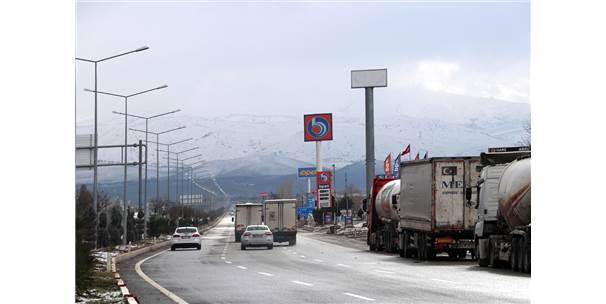 Elazığ-Diyarbakır Kara Yolu Ulaşıma Açıldı