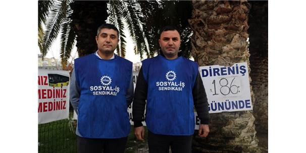 Aydın'da İşten Çıkarılan Otobüs Şoförlerinin Davası