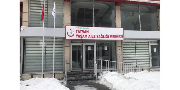 Tatvan'da Yeni Asm Hizmete Başladı