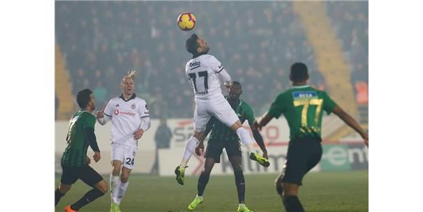 Akhisarspor: 1 Beşiktaş: 3