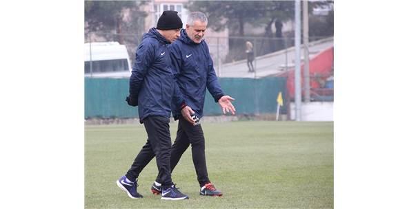 Kardemir Karabükspor, Hatayspor Maçı Hazırlıklarına Başladı