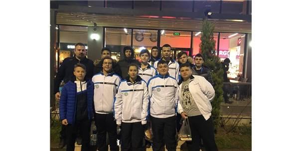 Tekirdağ'lı Judocular Samsun'da Madalya Arayacak