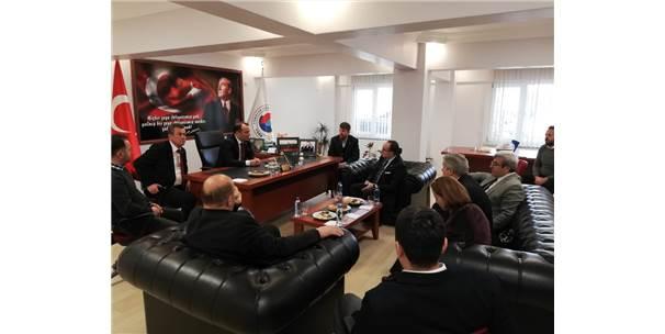 Tobb Başkan Yardımcısı Zeytinoğlu'ndan Ziyaret