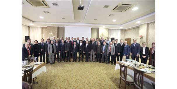 Sakarya'da Sinerji Kurulu Toplantısı