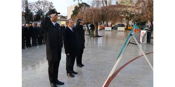 Tekirdağ'da Dünya Gümrük Günü Kutlandı