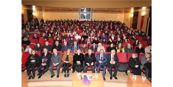 Kırklareli'nde Türk Sanat Müziği Konseri Düzenlendi
