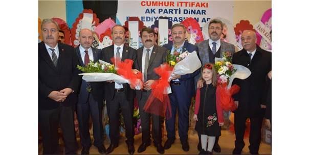 Dinar'da Yerel Seçimlere Doğru