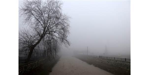 Batı Karadeniz Ve Doğu Marmara'da Yoğun Sis
