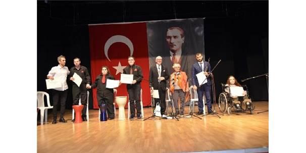 Kırklareli'de, 'Türkünü Engelsiz Söyle' Projesi