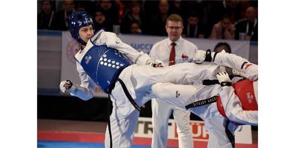 Türk Taekwondoculardan 7 Madalya