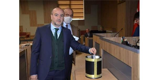 Tokat'ta İl Genel Meclis Başkanlığı Seçimi Yapıldı