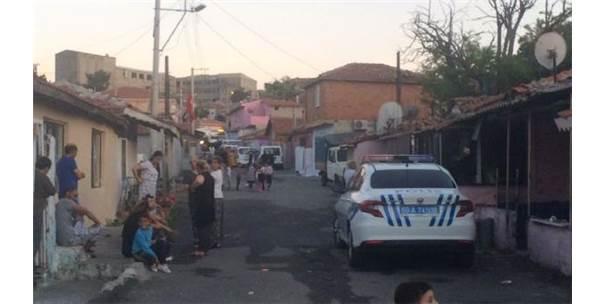 Çorlu'da Otomobille Çarptığı 2 Polisi Yaralayan Şüpheli Vurularak Yakalandı