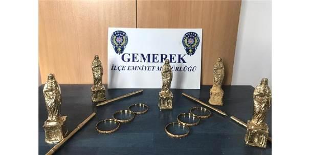 Sivas'ta Uyuşturucu Ve Dolandırıcılık Operasyonu