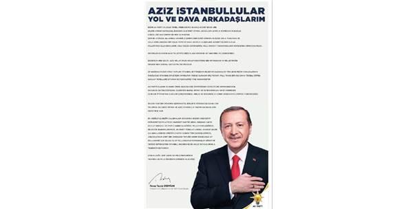 Cumhurbaşkanı Erdoğan: Sağlam Temellere Oturan Demokrasimiz Yine Kazanmıştır.