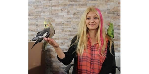 Sokakta Papağanla Ücretli Hatıra Fotoğrafına Para Cezası