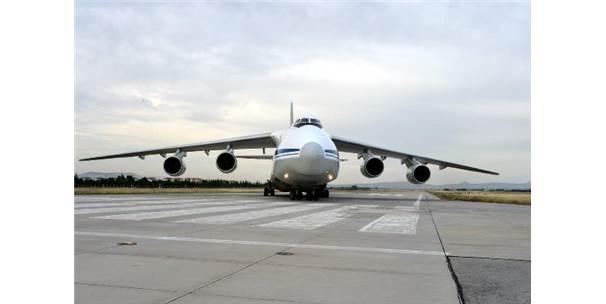 S-400'De 10'Uncu Uçak Türkiye'ye İndi
