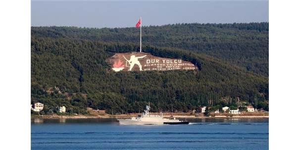 Rus Savaş Ve Askeri Kurtarma Gemileri Akdeniz'e İniyor