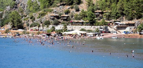 Marmaris'in Kırsal Turistik Mahallelerinde Bayram Bereketi