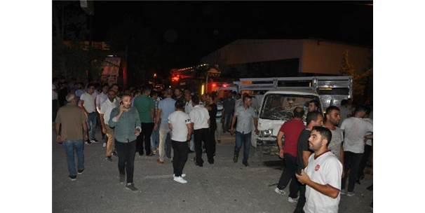 Tokat'ta İki Kamyonet Çarpıştı: 3 Yaralı