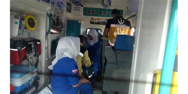 Kadın İşçilerin Servis Midibüsü Şarampole İndi: 16 Yaralı