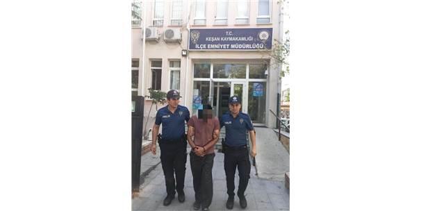 Hapis Cezası Ve Araması Olan Şüpheli Tutuklandı