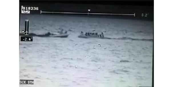 Edirne'de 49 Kaçak Göçmen Yakalandı
