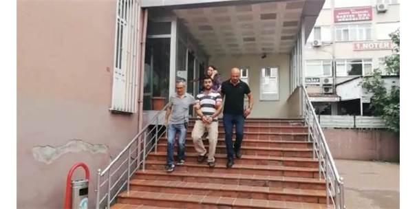 Cep Telefonu Gaspçısı Tutuklandı